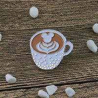 Lapel Pins for Coffee