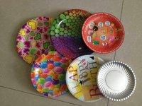Disposable Fancy Paper Plates