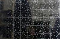 Filigree Mirror Glass (AP Estrella Pattern)