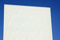 Sandblasted And White Back-Painted AP Estrella