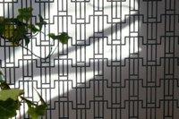 Sandblasted On Silver Mirror - Positive (AP Connectivity Pattern)