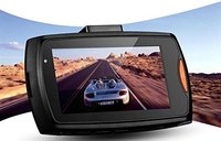 "1080P 2.7"" On Car Dash Video Camera with Awesome Night Vision"
