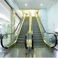 Shopping Mall Passenger Escalator