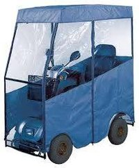 Blue Color Scooter Cover