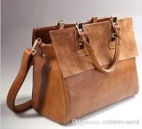 Fancy Ladies Leather Bags