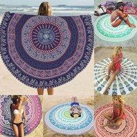Beachwear Mandala Tapestry