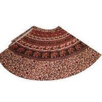 Designer Rapron Skirt