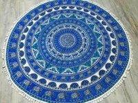 Star Mandala Tapestry Wall Hanging