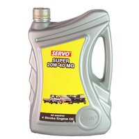 SUPER 20W-40 MG Multigrade Engine Oil (Servo)