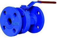 Mild Steel Ball Valves
