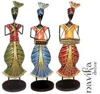 Decorative Rajasthani Musical Doll