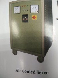 Air Cooled Servo Automatic Voltage Stabilizer