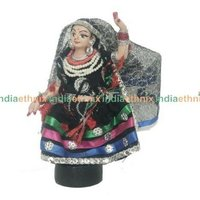 Indian Folk Dancing Doll -Rajasthani Kalbelia Dance 5 Inches