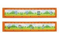 Kid'S Scale/Ruler (Lenticular 3d/ Flip)