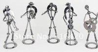 Iron Decorative Figurins