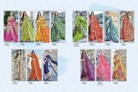 Branded Fancy Fabric Sarees