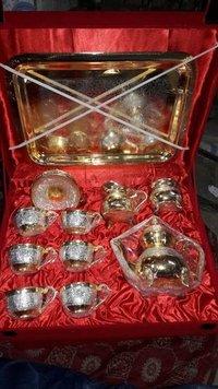 Brass Gift Tea Set