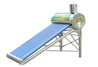 Non-Pressure Solar Water Heater With Assistant Tank
