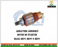 Armature For Bajaj Three Wheeler