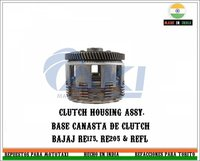 Clutch Housing For Bajaj Three Wheeler