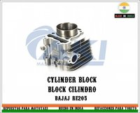 Cylinder Block For Bajaj Three Wheeler