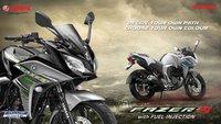 Fazer Fi Motorcycle (Yamaha)