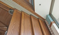 Telescopic Slide Wood Door Systems