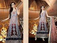 Zari Work Dress