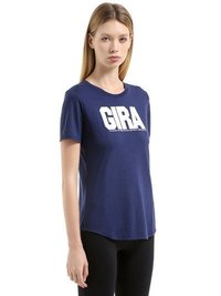 Nike Gyakusou Undercover Lab Nikelab Team Gira Dri-Fit Jersey T-Shirt Blue Women Clothing T-Shirts