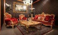 Gold Mounting Sofa