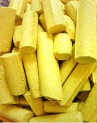 Yellow Sulfur Roll