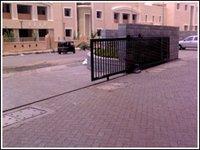 Apartment Automatic Sliding Gate
