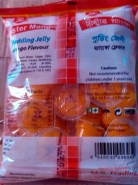 Mister Mango Flavor Pudding Jelly