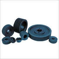 Durable Flat Belt Pulleys