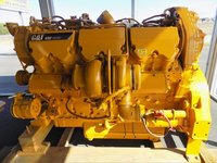 NEW CAT C32 Diesel Engines