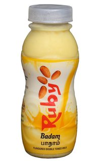 Ruby Badam Milk 200ml