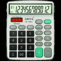 Or-1600c Counting Calculators