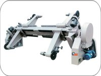Corrugated Hydraulic Shaft Less Mill Roll Stand Machines