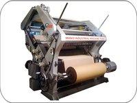 Dual Profile Single Face Corrugation Machines