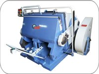 Corrugated Die Punching And Embossing Machines