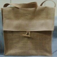 Jute Conference Designer Sling Bag
