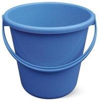 Plastic Bucket With Plastic Handle