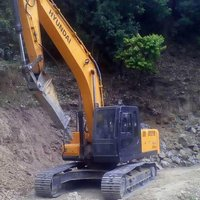Excavators Rock Breaker Rental