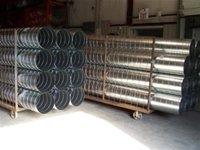 Aluminium Duct Pipes