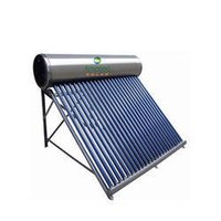 Etc Solar Power Water Heating System