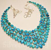 Stone Necklace Set