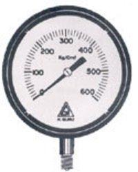 Pressed Steel Pressure Gauge
