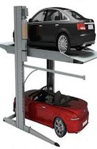 Stack Parking System