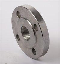 BS 4504 Alloy Steel Threaded Pipe Flange BSPT