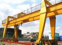 Quality Tested Gantry Cranes